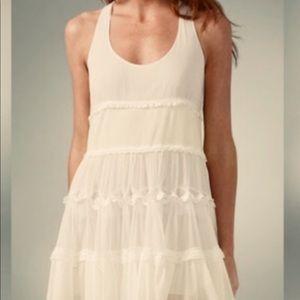 l.a.m.b Tiered Tank Mini Dress